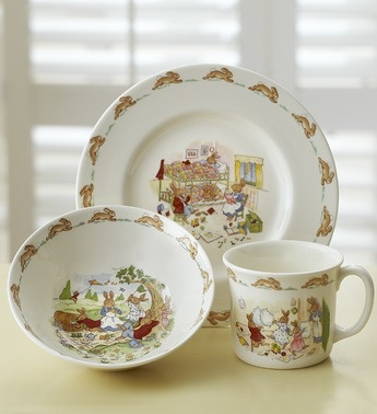 bunnykins_china_bowl_plate