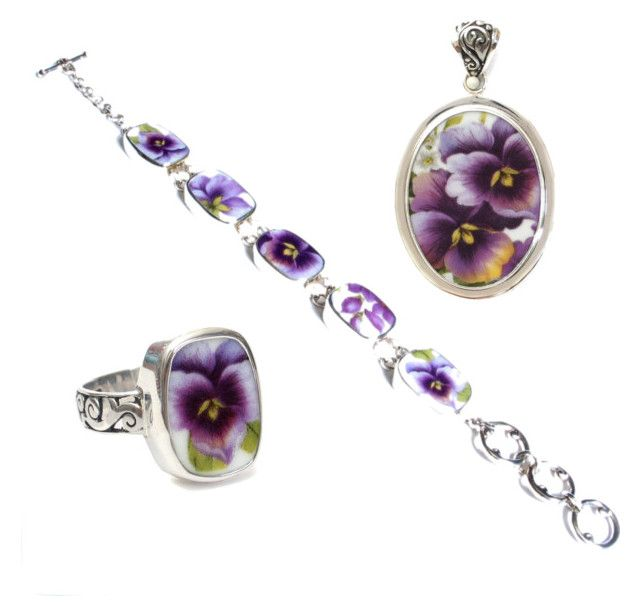 Broken_China_Jewelry_Pansy